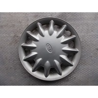 WHEEL COVERS OEM N.  ORIGINAL PART ESED KIA CARNIVAL MK1 (1998 - 2006)DIESEL 29  YEAR OF CONSTRUCTION 2000