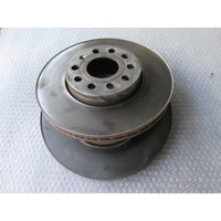 BRAKE DISC FRONT OEM N. 1K0615301AK ORIGINAL PART ESED AUDI A3 8P 8PA 8P1 (2003 - 2008)DIESEL 20  YEAR OF CONSTRUCTION 2005