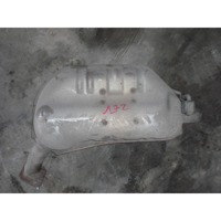 REAR SILENCER OEM N.  ORIGINAL PART ESED MAZDA 6 GG GY (2003-2008) DIESEL 20  YEAR OF CONSTRUCTION 2005