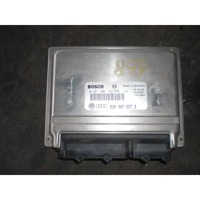 BASIC DDE CONTROL UNIT / INJECTION CONTROL MODULE . OEM N.  ORIGINAL PART ESED AUDI A4 B5 BER/SW (1994 - 12/2000) BENZINA 18  YEAR OF CONSTRUCTION 1996