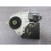 FRONT DOOR WINDSCREEN MOTOR OEM N. 8P0959802G ORIGINAL PART ESED AUDI A3 8P 8PA 8P1 (2003 - 2008)DIESEL 16  YEAR OF CONSTRUCTION 2006