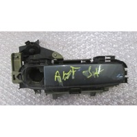 LEFT FRONT DOOR HANDLE OEM N. 8E1837207 ORIGINAL PART ESED AUDI A3 8P 8PA 8P1 (2003 - 2008)DIESEL 16  YEAR OF CONSTRUCTION 2006