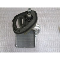 HEATER RADIATOR OEM N. 1K0819031 ORIGINAL PART ESED AUDI A3 8P 8PA 8P1 (2003 - 2008)DIESEL 16  YEAR OF CONSTRUCTION 2006