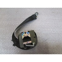 SEFETY BELT OEM N.  ORIGINAL PART ESED AUDI A3 8P 8PA 8P1 (2003 - 2008)DIESEL 16  YEAR OF CONSTRUCTION 2006