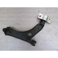 WISHBONE, FRONT RIGHT OEM N. 1K0407152M ORIGINAL PART ESED AUDI A3 8P 8PA 8P1 (2003 - 2008)DIESEL 16  YEAR OF CONSTRUCTION 2006