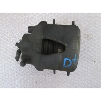 BRAKE CALIPER FRONT LEFT . OEM N. 1K0615124D ORIGINAL PART ESED AUDI A3 8P 8PA 8P1 (2003 - 2008)DIESEL 16  YEAR OF CONSTRUCTION 2006