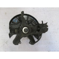 CARRIER, LEFT / WHEEL HUB WITH BEARING, FRONT OEM N. 5K0498621 ORIGINAL PART ESED AUDI A3 8P 8PA 8P1 (2003 - 2008)DIESEL 16  YEAR OF CONSTRUCTION 2006