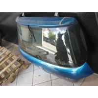 TRUNK LID OEM N. 8701N3  ORIGINAL PART ESED PEUGEOT 307 BER/SW/CABRIO (2001 - 2009) DIESEL 20  YEAR OF CONSTRUCTION 2001