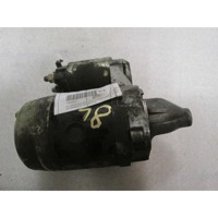STARTER  OEM N. 3610011150 ORIGINAL PART ESED HYUNDAI ACCENT (1995 - 08/1999)BENZINA 13  YEAR OF CONSTRUCTION 1996
