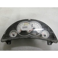 INSTRUMENT CLUSTER / INSTRUMENT CLUSTER OEM N.  ORIGINAL PART ESED OPEL CORSA C (2004 - 10/2006) DIESEL 20  YEAR OF CONSTRUCTION 2004