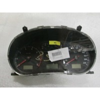 INSTRUMENT CLUSTER / INSTRUMENT CLUSTER OEM N. W06K0920830  ORIGINAL PART ESED SEAT IBIZA MK2 (1993 - 2002)BENZINA 14  YEAR OF CONSTRUCTION 2000