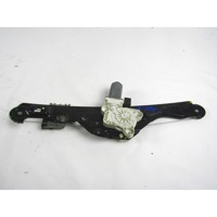 DOOR WINDOW LIFTING MECHANISM REAR OEM N. A2118202442 ORIGINAL PART ESED MERCEDES CLASSE E W211 BER/SW (03/2002 - 05/2006) DIESEL 22  YEAR OF CONSTRUCTION 2005