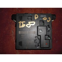 CONTROL OF THE FRONT DOOR OEM N.  ORIGINAL PART ESED MERCEDES CLASSE E W211 BER/SW (03/2002 - 05/2006) DIESEL 27  YEAR OF CONSTRUCTION 2006