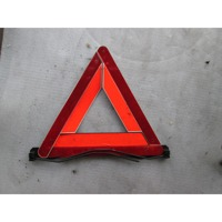 SINGLE TRIANGLE OEM N. 4A5860251A ORIGINAL PART ESED AUDI A8 D2/4D (1994 - 2002) BENZINA 42  YEAR OF CONSTRUCTION 1996