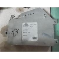 ABS BRAKE CONTROL UNIT OEM N.  ORIGINAL PART ESED SAAB 9000 (1985-1998)BENZINA 20  YEAR OF CONSTRUCTION 1992