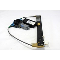DOOR WINDOW LIFTING MECHANISM REAR OEM N. 19971 SISTEMA ALZACRISTALLO PORTA POSTERIORE ELETT ORIGINAL PART ESED AUDI A4 8EC 8ED 8HE B7 BER/SW/CABRIO (2004 - 2007) DIESEL 20  YEAR OF CONSTRUCTION 2006