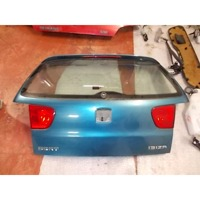 TRUNK LID OEM N. 6K6827025A ORIGINAL PART ESED SEAT IBIZA MK2 (1993 - 2002)BENZINA 14  YEAR OF CONSTRUCTION 2000