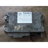 BASIC DDE CONTROL UNIT / INJECTION CONTROL MODULE . OEM N.  ORIGINAL PART ESED FIAT PUNTO 176 MK1 (1993 - 08/1999) BENZINA 11  YEAR OF CONSTRUCTION 1996