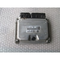 BASIC DDE CONTROL UNIT / INJECTION CONTROL MODULE . OEM N. 038906019ND  ORIGINAL PART ESED VOLKSWAGEN POLO (10/2001 - 2005) DIESEL 19  YEAR OF CONSTRUCTION 2004