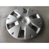 WHEEL COVERS OEM N. 8200422605 ORIGINAL PART ESED RENAULT SCENIC/GRAND SCENIC (2003 - 2009) DIESEL 19  YEAR OF CONSTRUCTION 2004