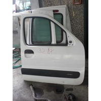 DOOR PASSENGER DOOR RIGHT FRONT . OEM N.  ORIGINAL PART ESED NISSAN KUBISTAR (2003 - 2009) DIESEL 15  YEAR OF CONSTRUCTION 2004