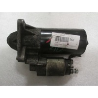 STARTER  OEM N. 1108234 ORIGINAL PART ESED FIAT BRAVO 198 (02/2007 - 01/2011) DIESEL 19  YEAR OF CONSTRUCTION 2008