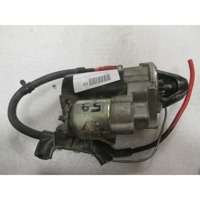 STARTER  OEM N. 1107418 ORIGINAL PART ESED OPEL VIVARO (2001 - 2006) DIESEL 20  YEAR OF CONSTRUCTION 2006