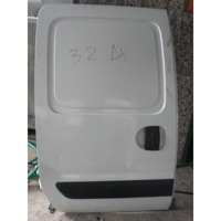 SIDE LOADING DOORS OEM N. 8210000QAJ ORIGINAL PART ESED NISSAN KUBISTAR (2003 - 2009) DIESEL 15  YEAR OF CONSTRUCTION 2004