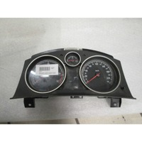 INSTRUMENT CLUSTER / INSTRUMENT CLUSTER OEM N.  ORIGINAL PART ESED OPEL ZAFIRA B A05 M75 (2005 - 2008) DIESEL 19  YEAR OF CONSTRUCTION 2007
