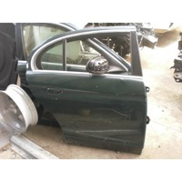 DOOR RIGHT REAR  OEM N. XR826901 ORIGINAL PART ESED JAGUAR S-TYPE (1999 - 2006) BENZINA 25  YEAR OF CONSTRUCTION 2003