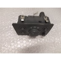 CONTROL ELEMENT LIGHT OEM N.  ORIGINAL PART ESED OPEL ZAFIRA B A05 M75 (2005 - 2008) DIESEL 19  YEAR OF CONSTRUCTION 2007