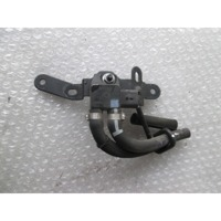 EXHAUST PRESSURE SENSOR OEM N. 9662143180 ORIGINAL PART ESED PEUGEOT 207 / 207 CC WA WC WK (05/2009 - 2015) DIESEL 16  YEAR OF CONSTRUCTION 2009