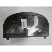 INSTRUMENT CLUSTER / INSTRUMENT CLUSTER OEM N.  ORIGINAL PART ESED AUTOBIANCHI LANCIA Y 10 (1992 - 1996)BENZINA 11  YEAR OF CONSTRUCTION 1996