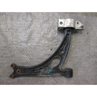 WISHBONE, FRONT RIGHT OEM N. 1K0199298G ORIGINAL PART ESED SEAT LEON 1P1 (2005 - 2012) DIESEL 20  YEAR OF CONSTRUCTION 2007
