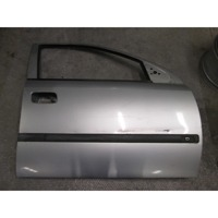 DOOR PASSENGER DOOR RIGHT FRONT . OEM N. 13116452 ORIGINAL PART ESED OPEL ASTRA G 5P/3P/SW (1998 - 2003) DIESEL 20  YEAR OF CONSTRUCTION 2000