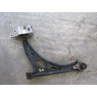 WISHBONE,FRONT LEFT OEM N. 1K0407151AC ORIGINAL PART ESED VOLKSWAGEN TOURAN 1T1 (2003 - 11/2006) DIESEL 19  YEAR OF CONSTRUCTION 2004