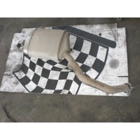 REAR SILENCER OEM N. C2S43954 ORIGINAL PART ESED JAGUAR X-TYPE BER/SW (2005 - 2009)DIESEL 20  YEAR OF CONSTRUCTION 2005