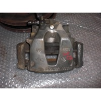 BRAKE CALIPER FRONT LEFT . OEM N. 77365072 ORIGINAL PART ESED ALFA ROMEO 147 937 RESTYLING (2005 - 2010) DIESEL 19  YEAR OF CONSTRUCTION 2007