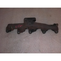 EXHAUST MANIFOLD OEM N. 93177330 ORIGINAL PART ESED OPEL CORSA C (2004 - 10/2006) DIESEL 13  YEAR OF CONSTRUCTION 2004