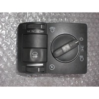 CONTROL ELEMENT LIGHT OEM N.  ORIGINAL PART ESED OPEL CORSA C (2004 - 10/2006) DIESEL 13  YEAR OF CONSTRUCTION 2004