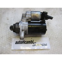 STARTER  OEM N. 120406 ORIGINAL PART ESED SEAT IBIZA MK3 RESTYLING (02/2006 - 2008) BENZINA 12  YEAR OF CONSTRUCTION 2007