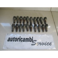 KIT BULLONI RUOTE  OEM N.  ORIGINAL PART ESED BMW SERIE 3 E46 BER/SW/COUPE/CABRIO (1998 - 2001) DIESEL 20  YEAR OF CONSTRUCTION 1999