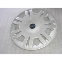WHEEL COVERS OEM N.  ORIGINAL PART ESED FIAT STILO 192 BER/SW (2001 - 2004)    YEAR OF CONSTRUCTION