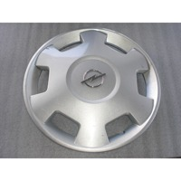 WHEEL COVERS OEM N.  ORIGINAL PART ESED OPEL CORSA B (1993 - 09/2000)    YEAR OF CONSTRUCTION