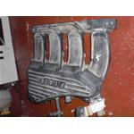 INTAKE MANIFOLD OEM N.  SPARE PART USED CAR FIAT STILO 192 BER/SW (2001 - 2004)  DISPLACEMENT 16 BENZINA YEAR OF CONSTRUCTION 2002